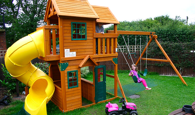 Casette da giardino per bambini guida ai 6 migliori modelli - Casette per bambini da giardino ...