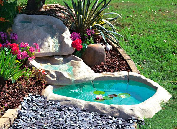 Vasche per laghetti gli 8 migliori modelli e guida all for Pesci per laghetto giardino