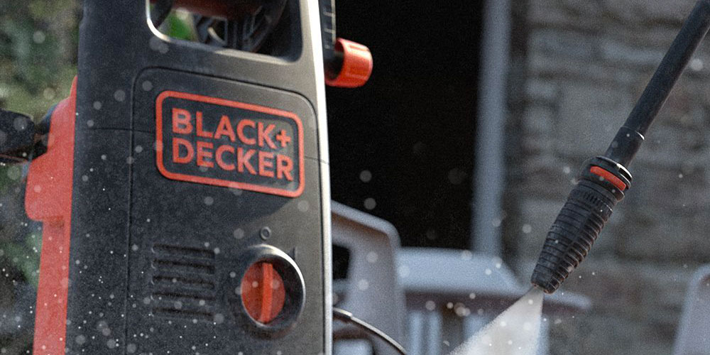 Idropulitrice-Black-&-Decker